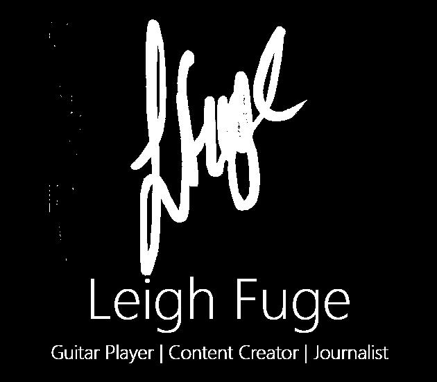 Leigh Fuge - Session Guitarist/Backline Tech